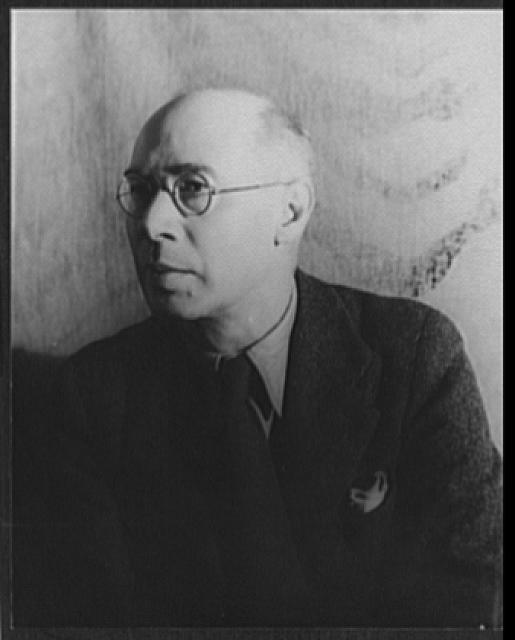 Henry Miller portrait Library of Congress