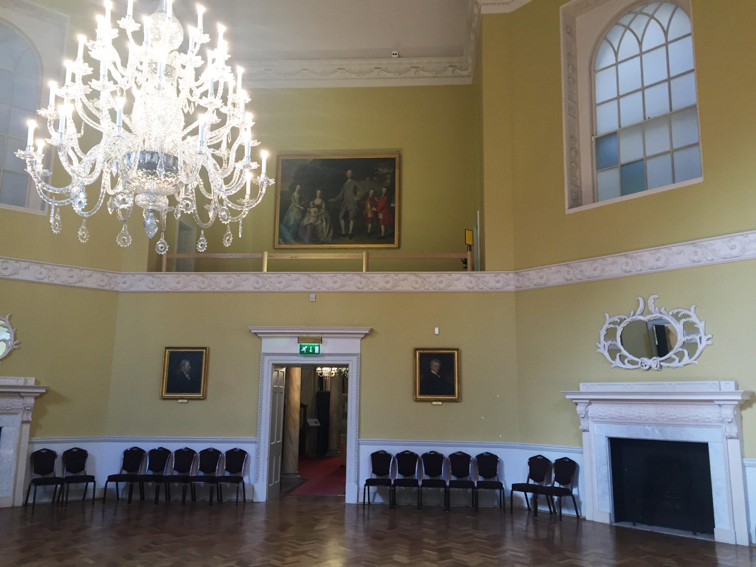 The Bath Assembly Octagon Room