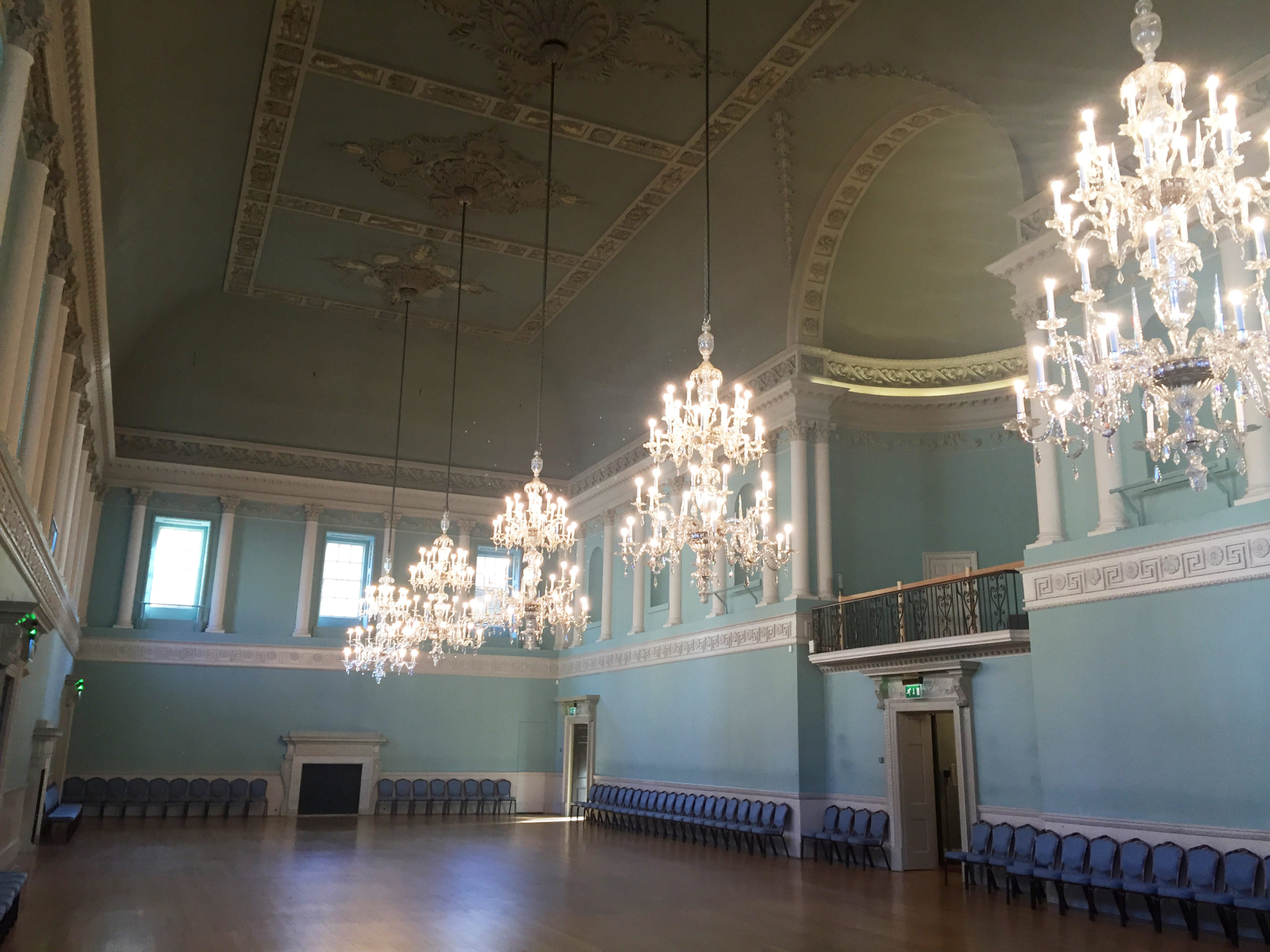 The Bath Assembly Room