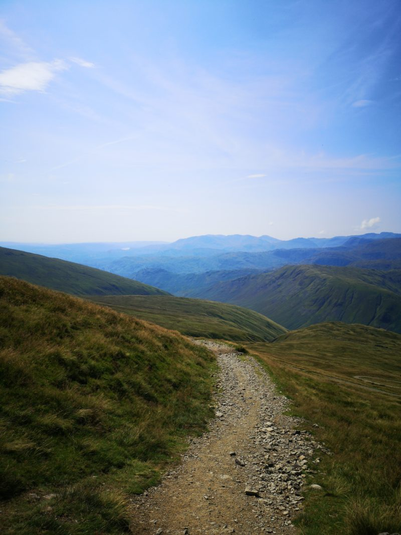 Hiking in the Lakes District